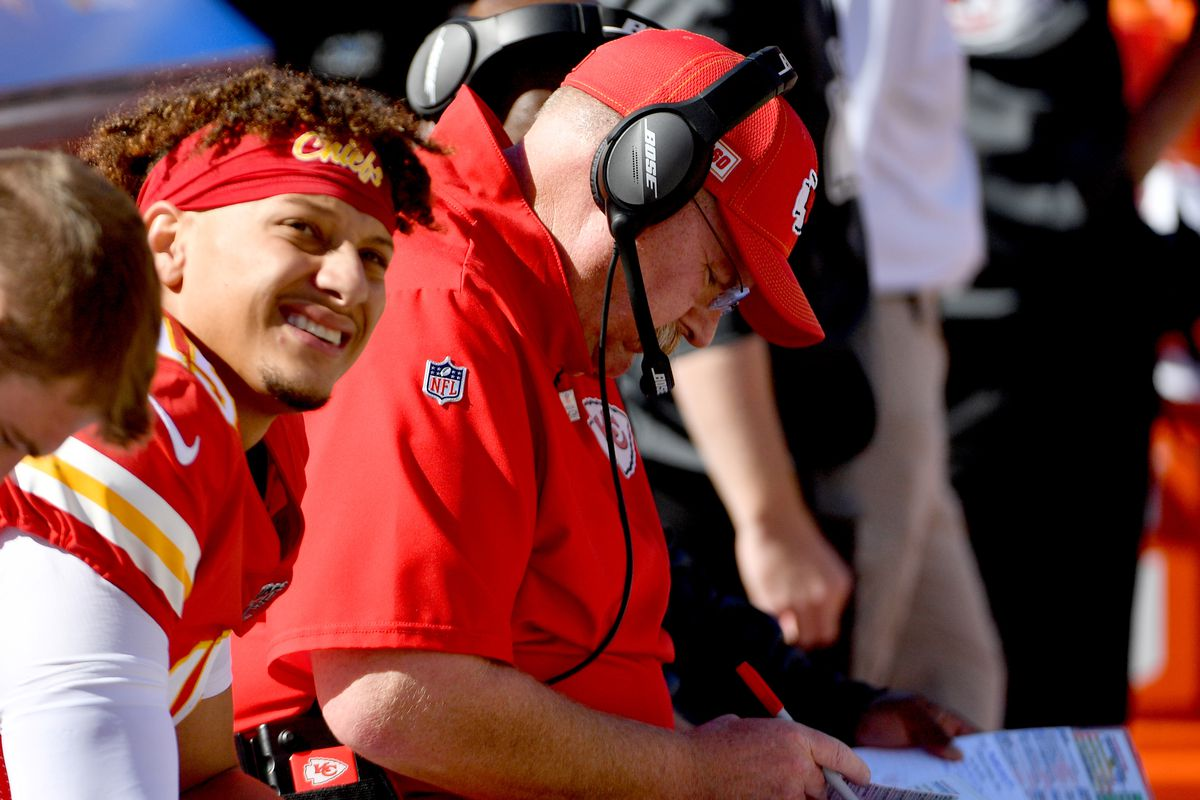 Chiefs Quarterback Patrick Mahomes Sprained Ankle Is A