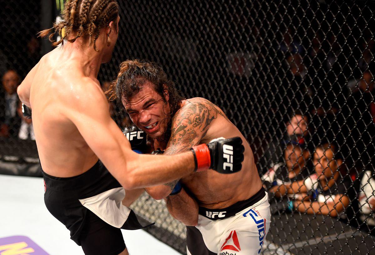 UFC 199: Ortega v Guida