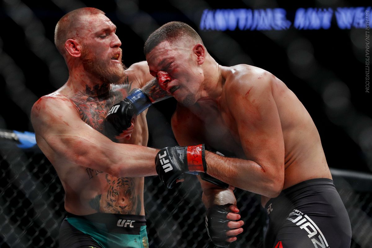 Diaz Vs Mcgregor Full Fight