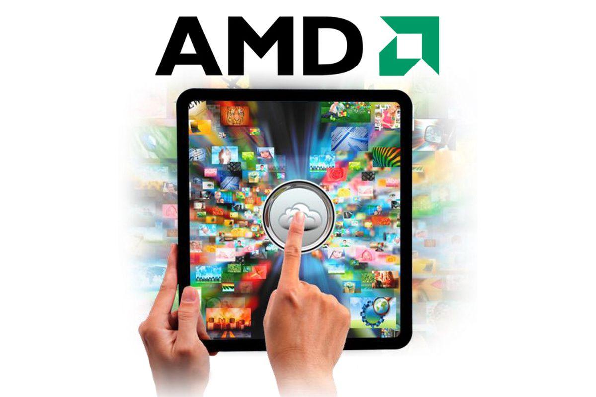 AMD TABLET