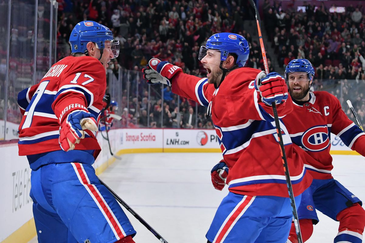 Vegas Golden Knights v Montreal Canadiens