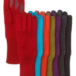 "<b>U|R Long Cuff Knit Tech Gloves</b>, <a href=""http://www1.bloomingdales.com/shop/product/ur-long-cuff-knit-tech-gloves?ID=649164&CategoryID=21313#fn%3Dspp%3D45"">$29.50</a> each at Bloomingdale's"
