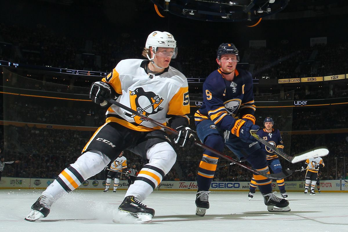 Could it be Juuso Riikola as the next Penguin player traded?