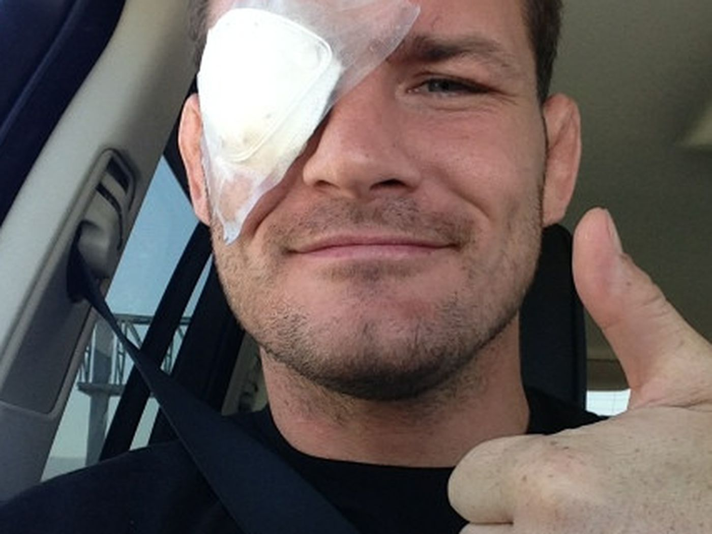 Michael Bisping Undergoes Eye Surgery To Fix Detached Retina Next Fight Delayed Until At Least October Mmamania Com
