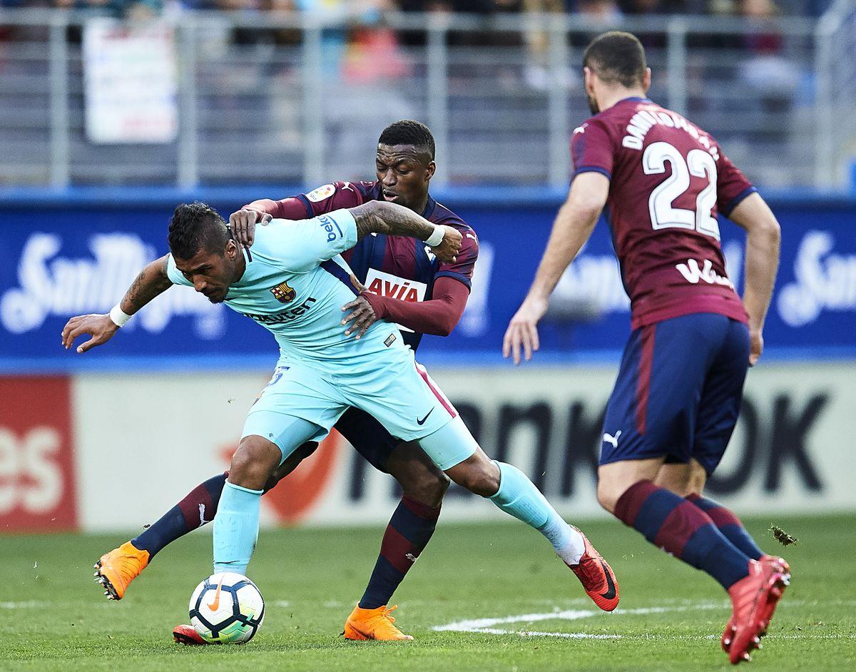 Eibar v Barcelona - La Liga