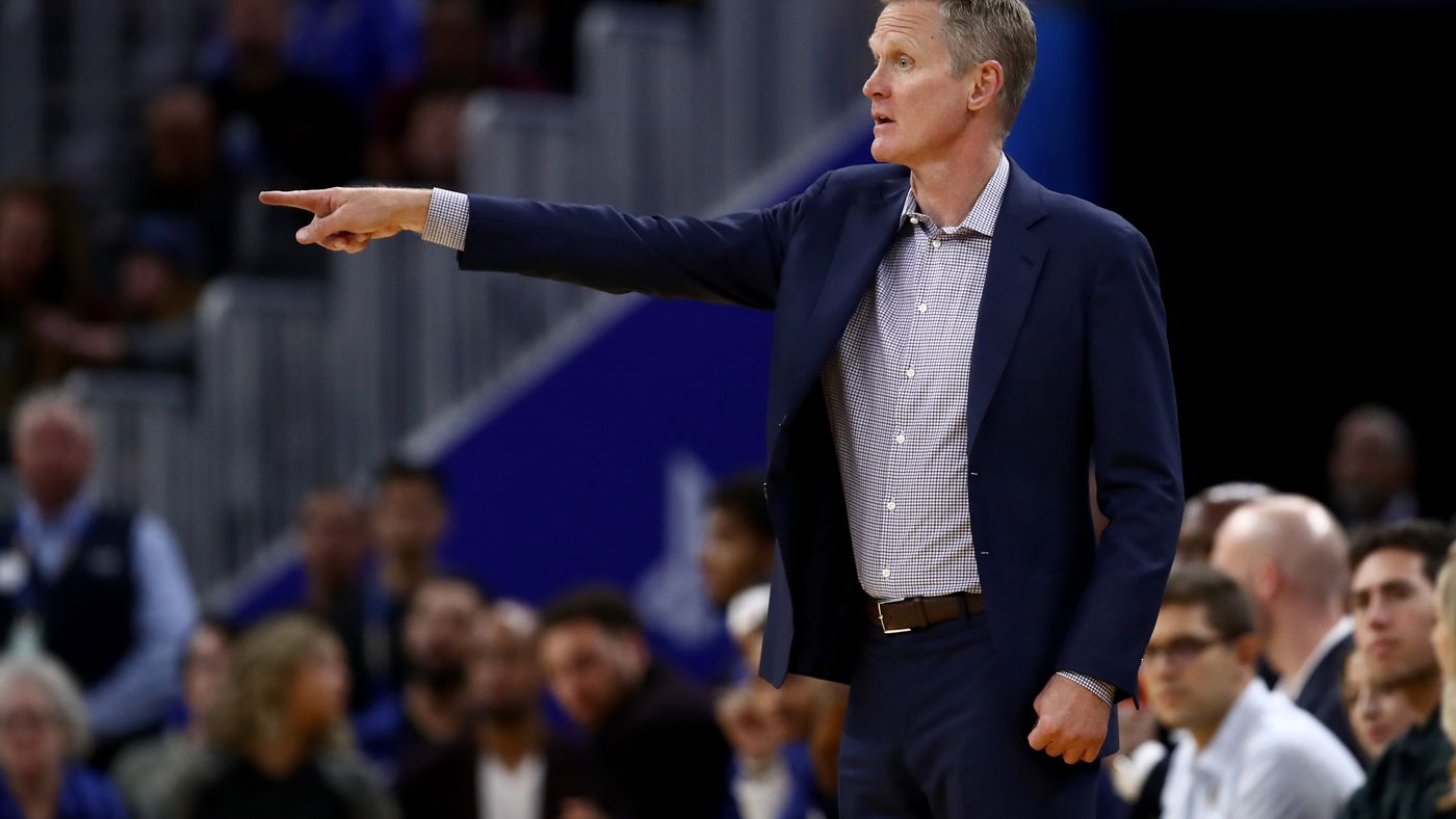 'Book of Basketball 2.0': An Excerpt From the Steve Kerr Episode
