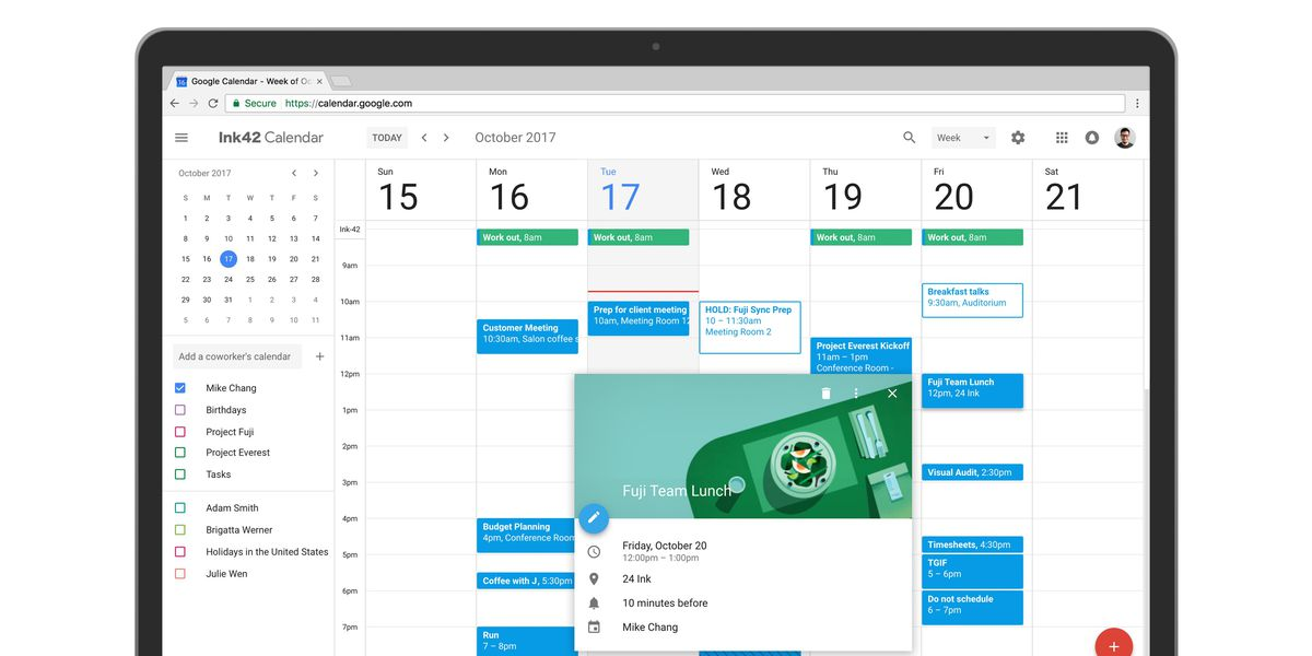 Google Calendar was down for hours after major outage - The