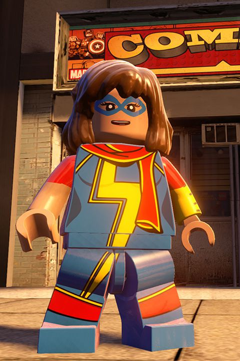 Lego Marvel's Avengers review | Polygon
