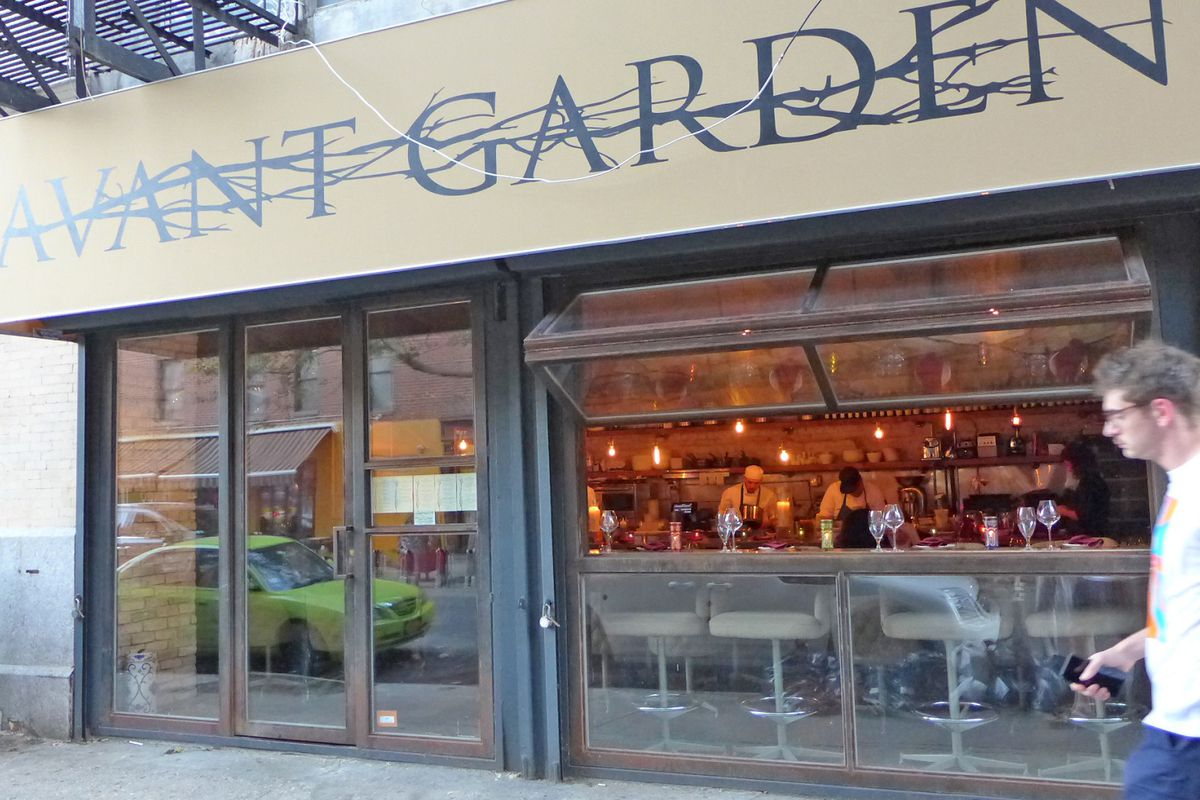 many factors traditionally dissuade meat eaters from entering a vegan or vegetarian restaurant they often find the food bland and desperately - Avant Garden
