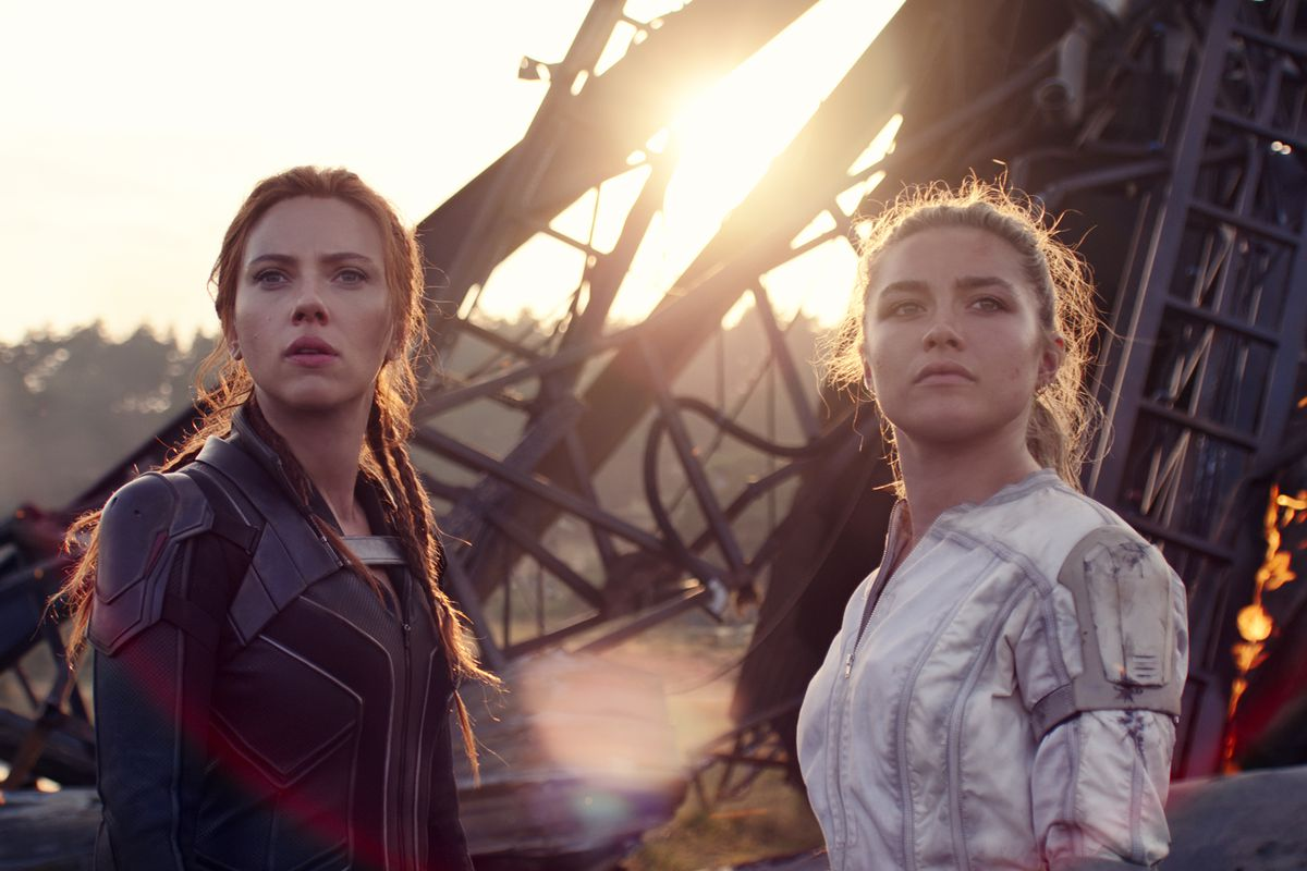 Film Black Widow 2021