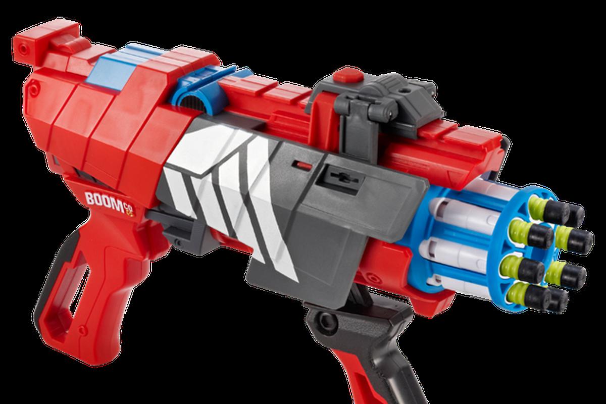 Behind Mattel's quest to revolutionize the toy gun ...