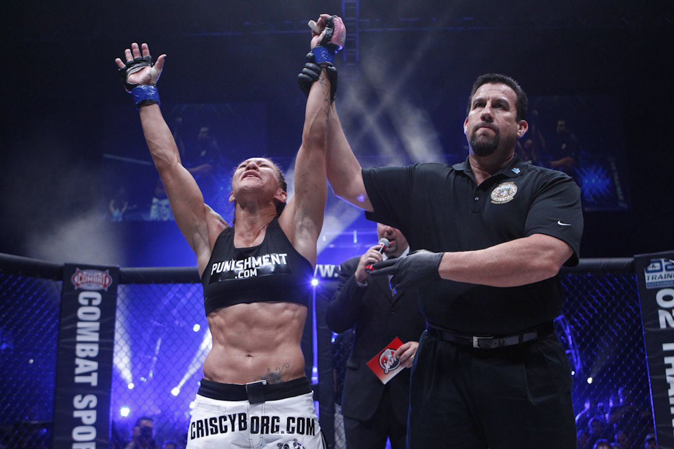 community news, Cris Cyborg believes Holly Holm could be next after UFC 214