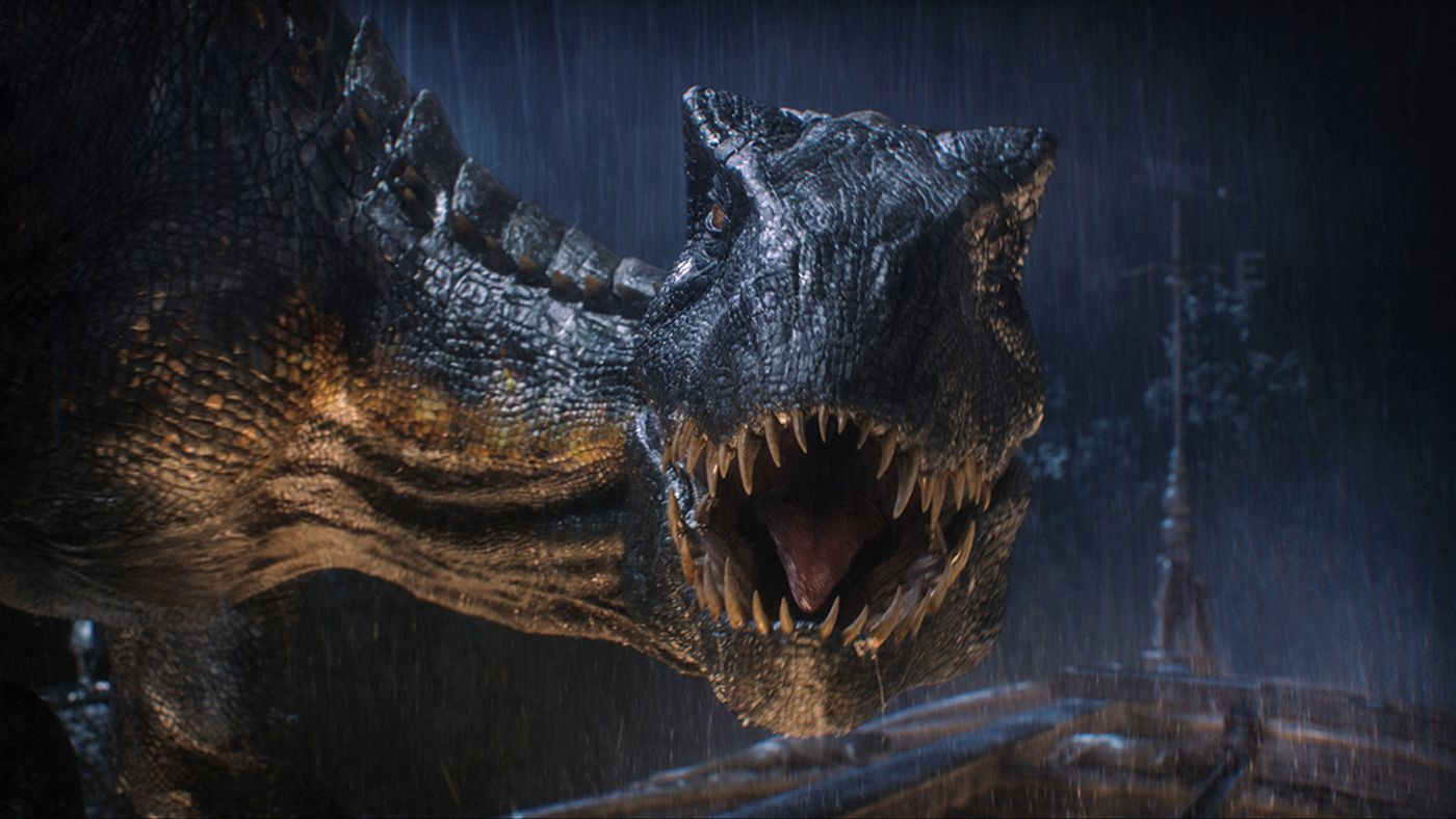 Were real dinosaurs as bulletproof as the one in Jurassic World