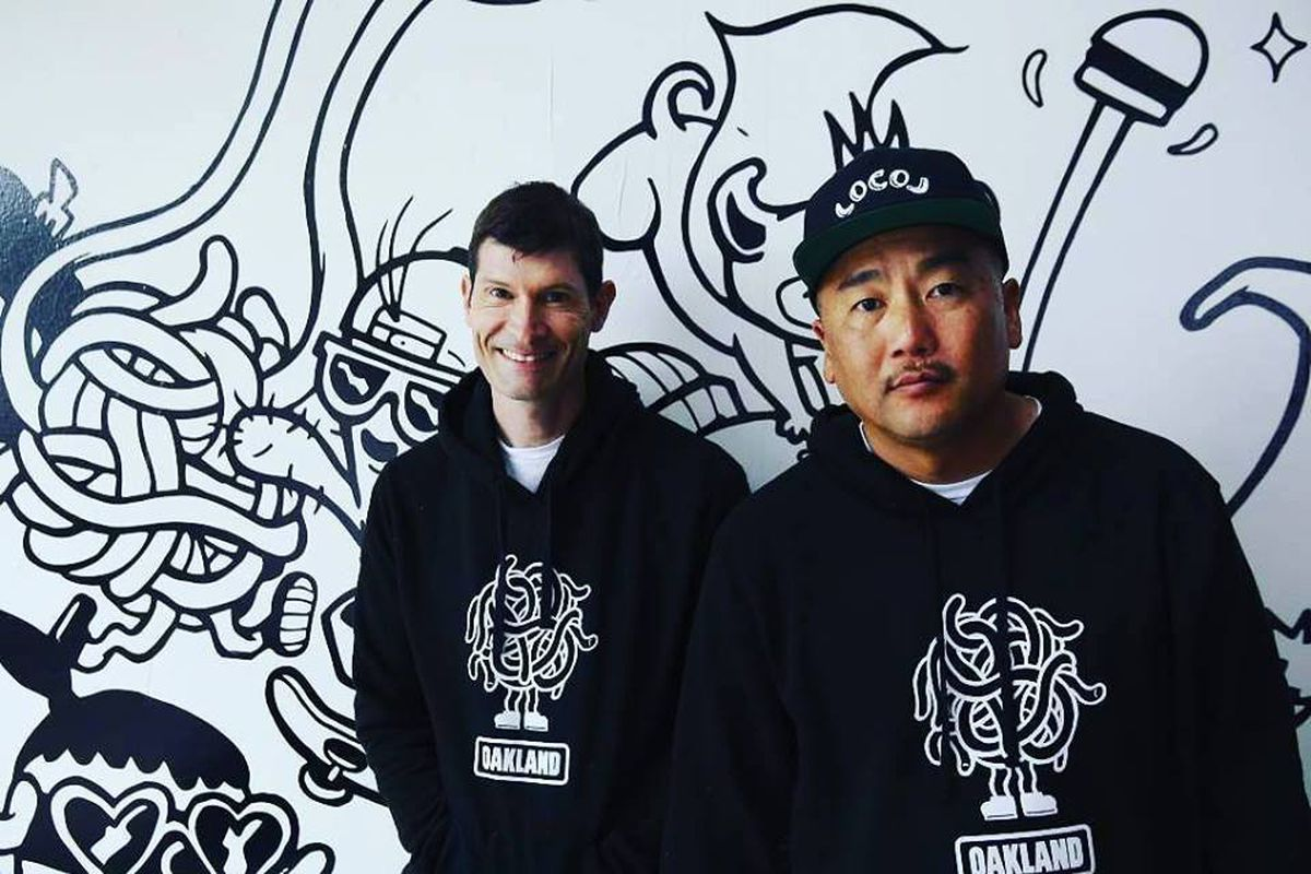 Daniel Patterson and Roy Choi