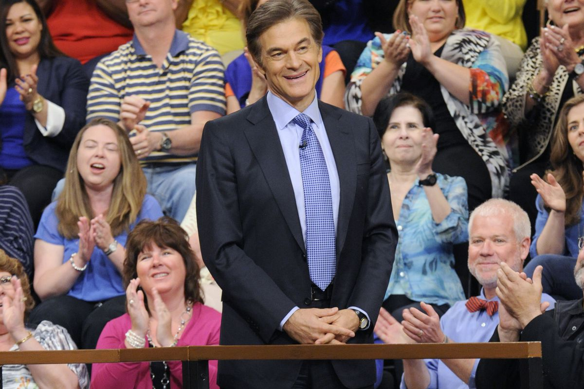 """Dr. Mehmet Oz, known as """"America's doctor,"""" seems to be getting closer to science in season seven."""