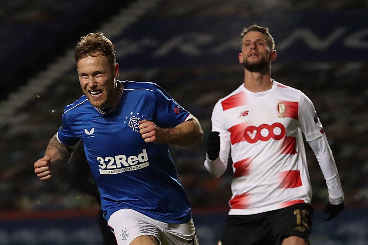 Rangers v Standard Liege: Group D - UEFA Europa League