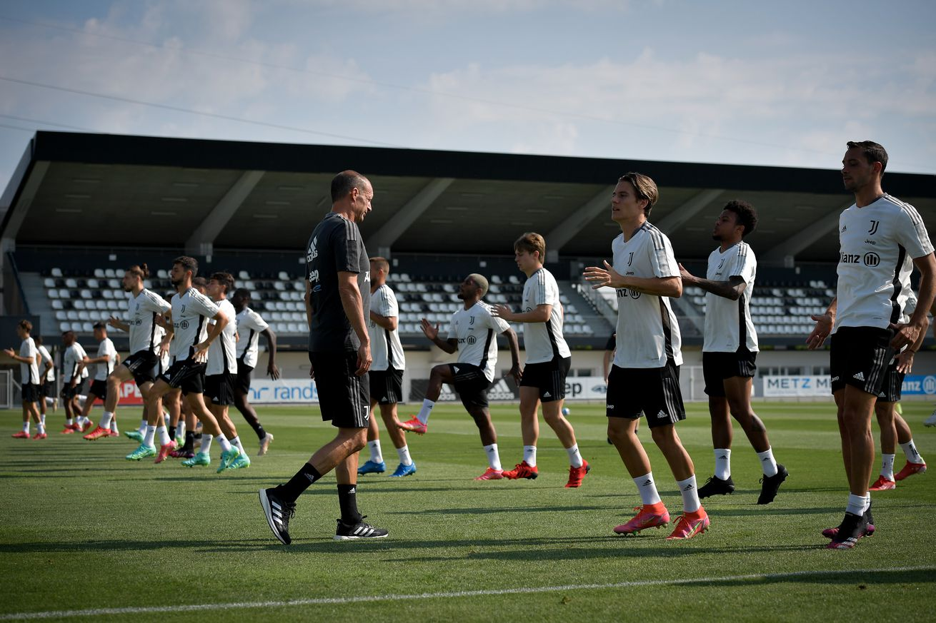 What to watch for in Juventus? first friendly of the summer