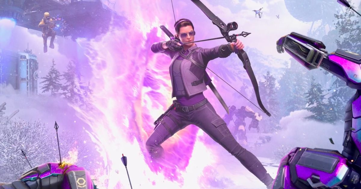 Kate Bishop is Marvel's Avengers' first new hero - Polygon