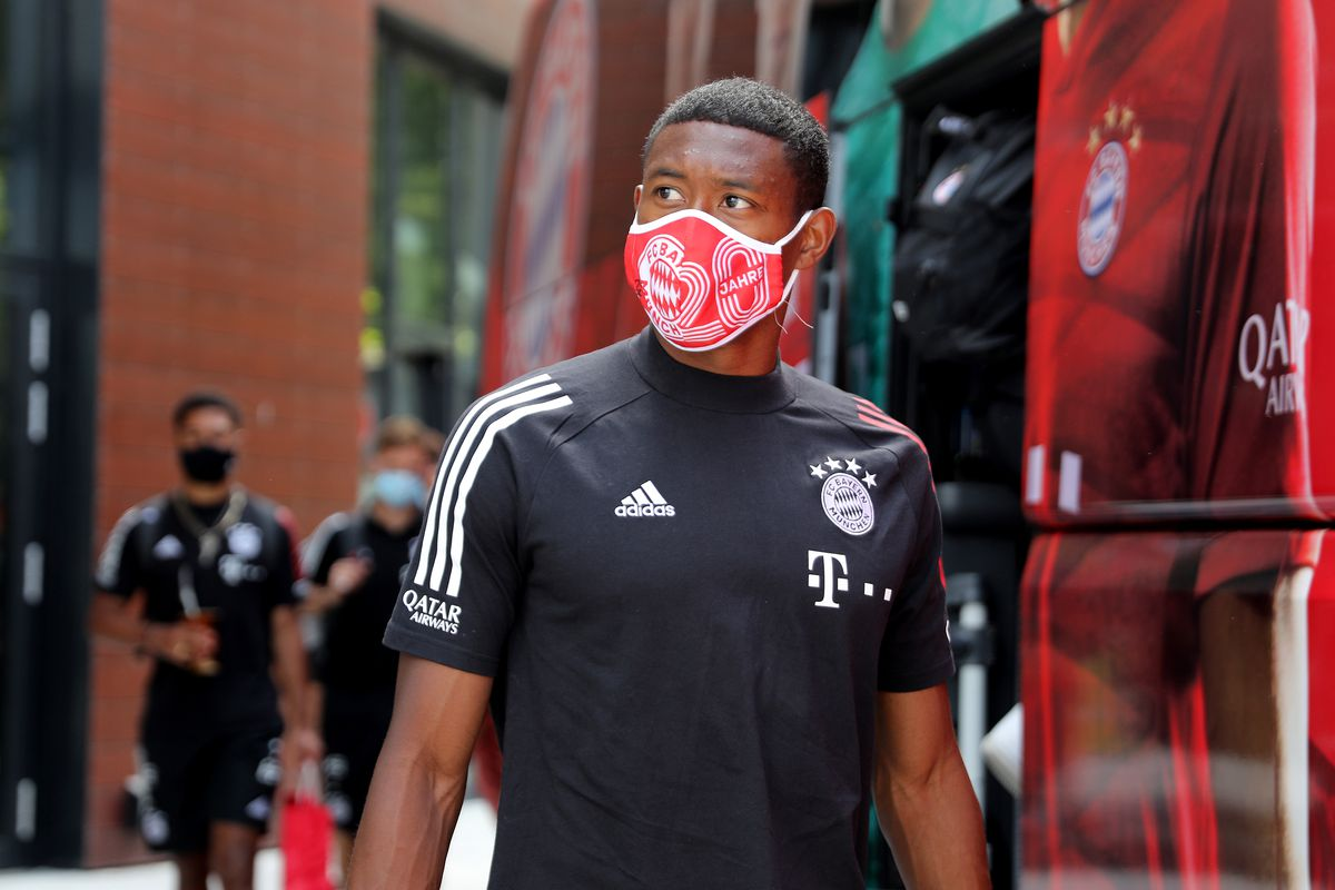 Report: Bayern Munich work to extend David Alaba's contract as ...