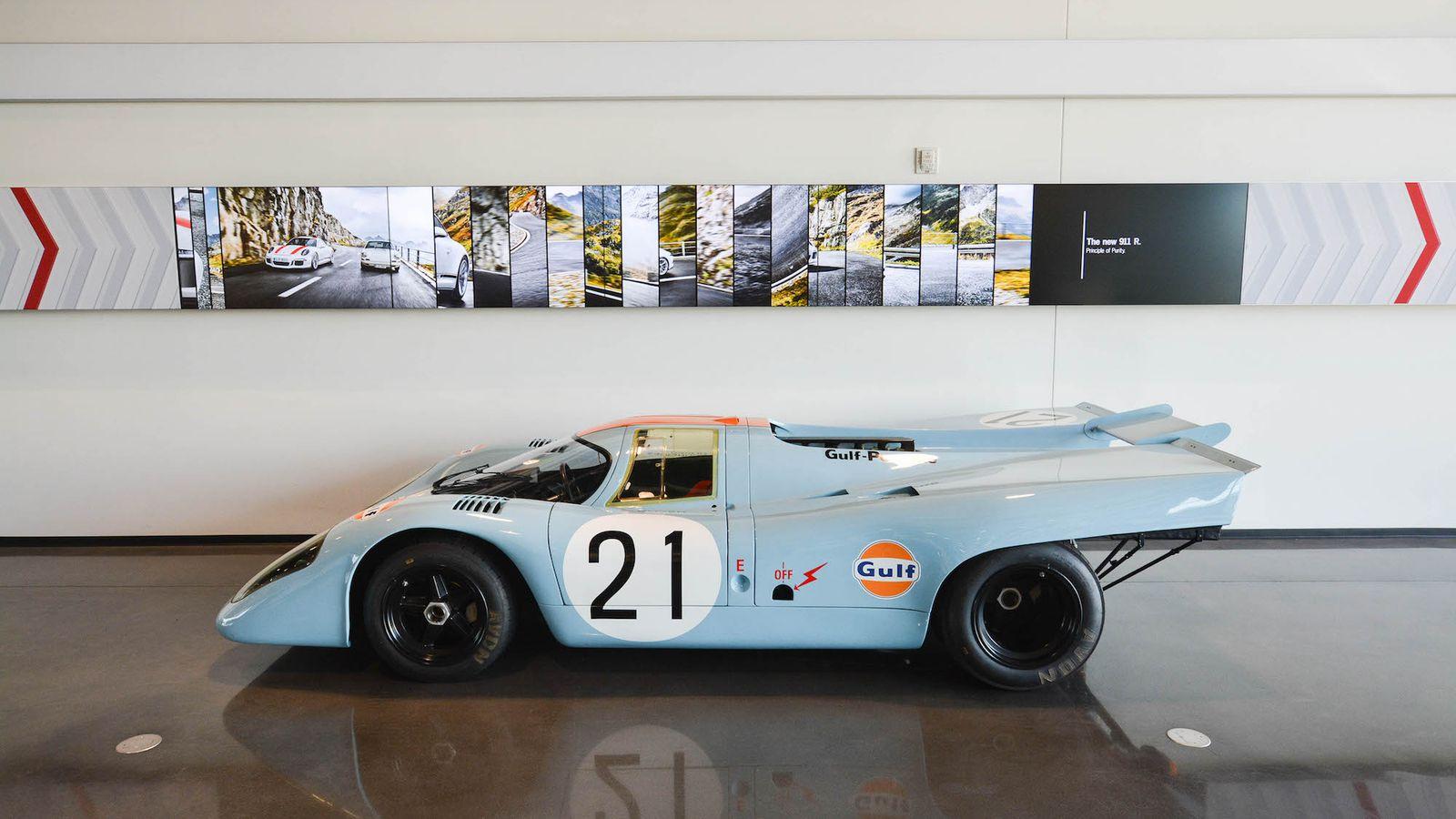 Porsche Driving Experience Carson >> Porsche's Hidden Restaurant Is LA's Best New Secret - Eater LA