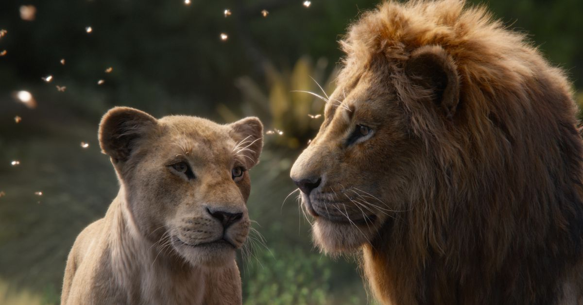The Lion King helped boost Disney's earnings as company prepares for Disney+ launch