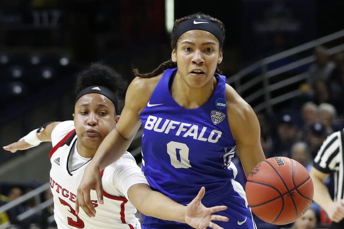 NCAA Womens Basketball: NCAA Tournament-First Round- Buffalo vs Rutgers
