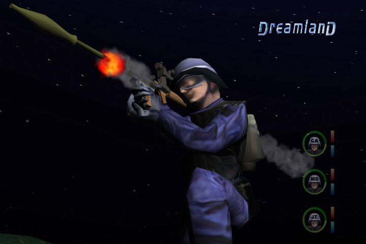 Long-lost X-COM reboot would have played a lot like Valkyria