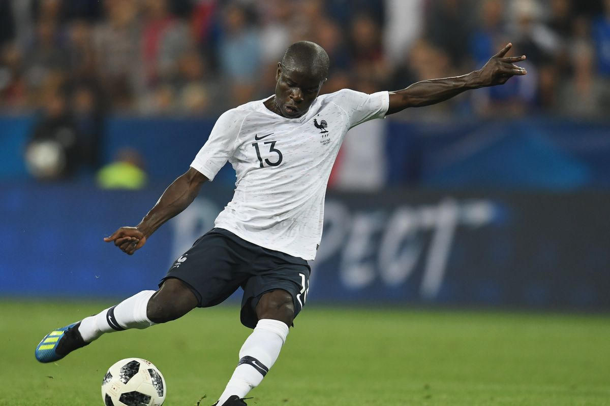 N'Golo Kante deserves the Golden Ball