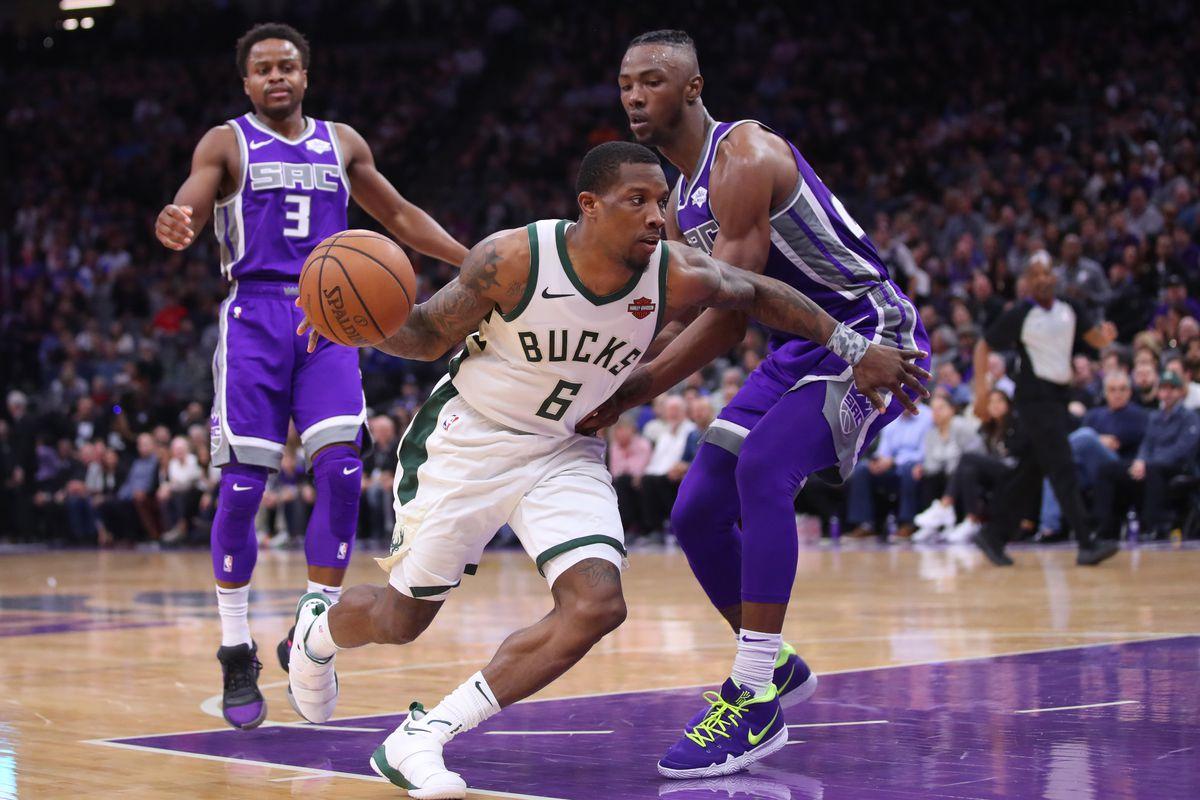 sports shoes e0790 3de8c Report: Milwaukee Bucks Sign Eric Bledsoe to 4-Year, 70M ...