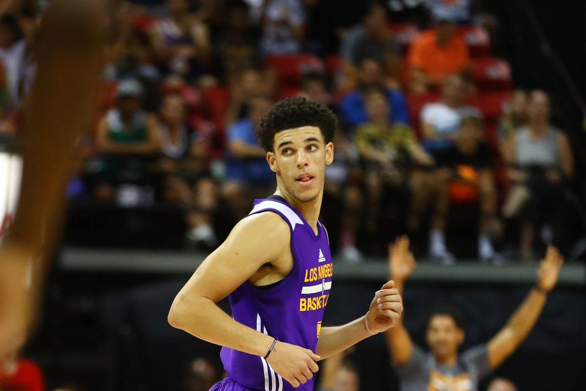 NBA 2K reveals Lonzo Ball's 2018 rating - Silver Screen and Roll