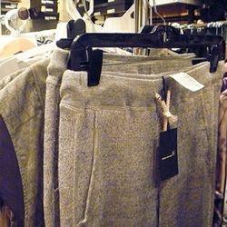 The infamous Isabel Marant sweatpants, $59 (were $224)
