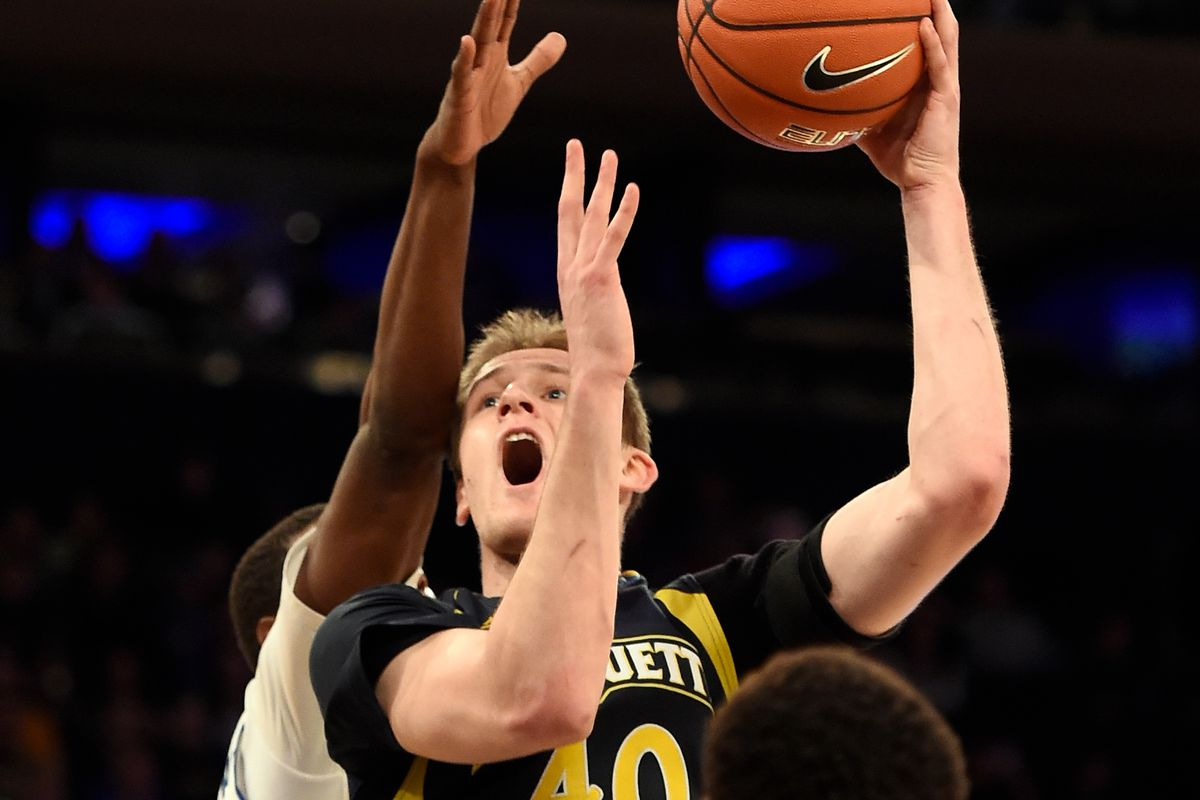 NCAA Basketball: Big East Tournament-Seton Hall vs Marquette