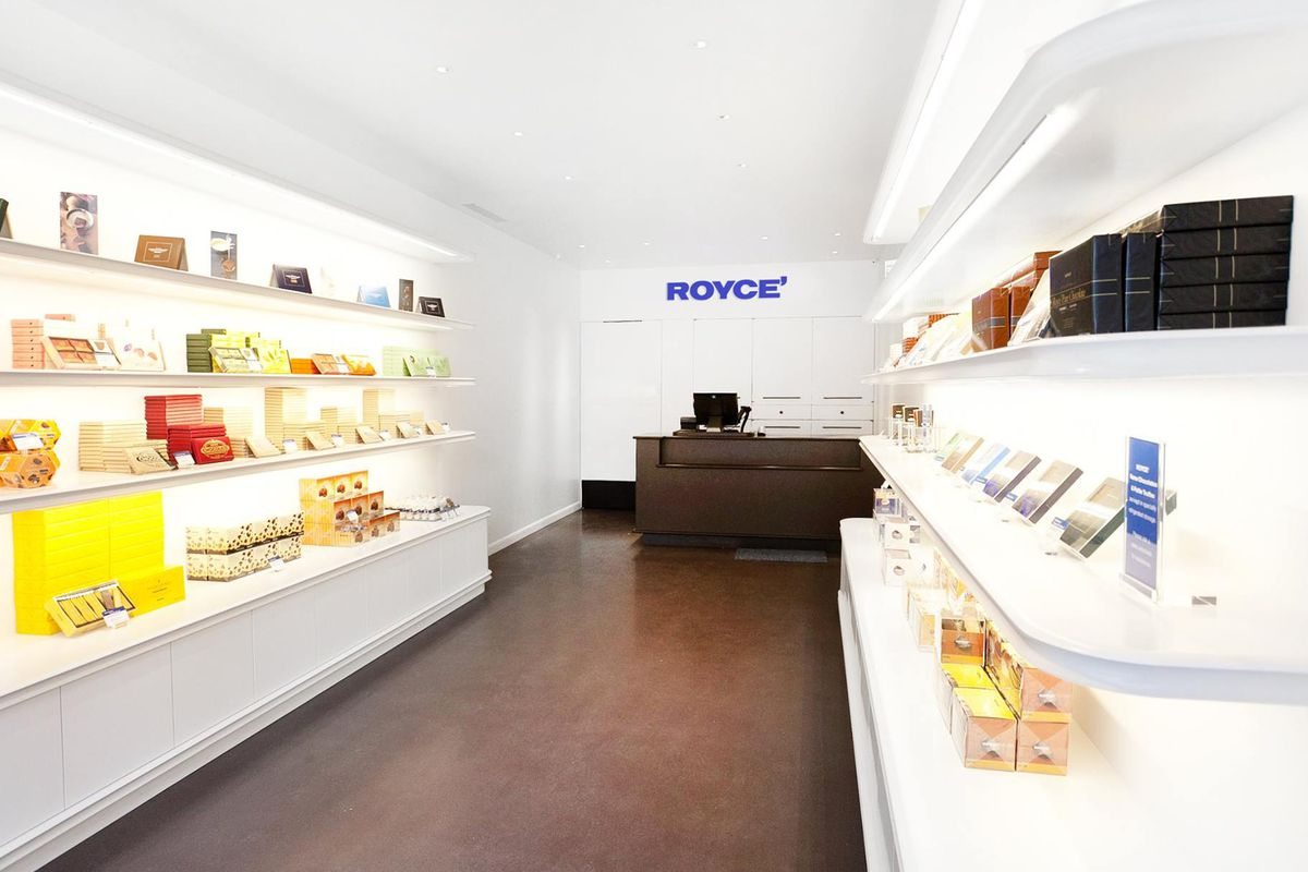 Japan's Royce' Chocolate Is Finally Coming to Boston - Eater Boston