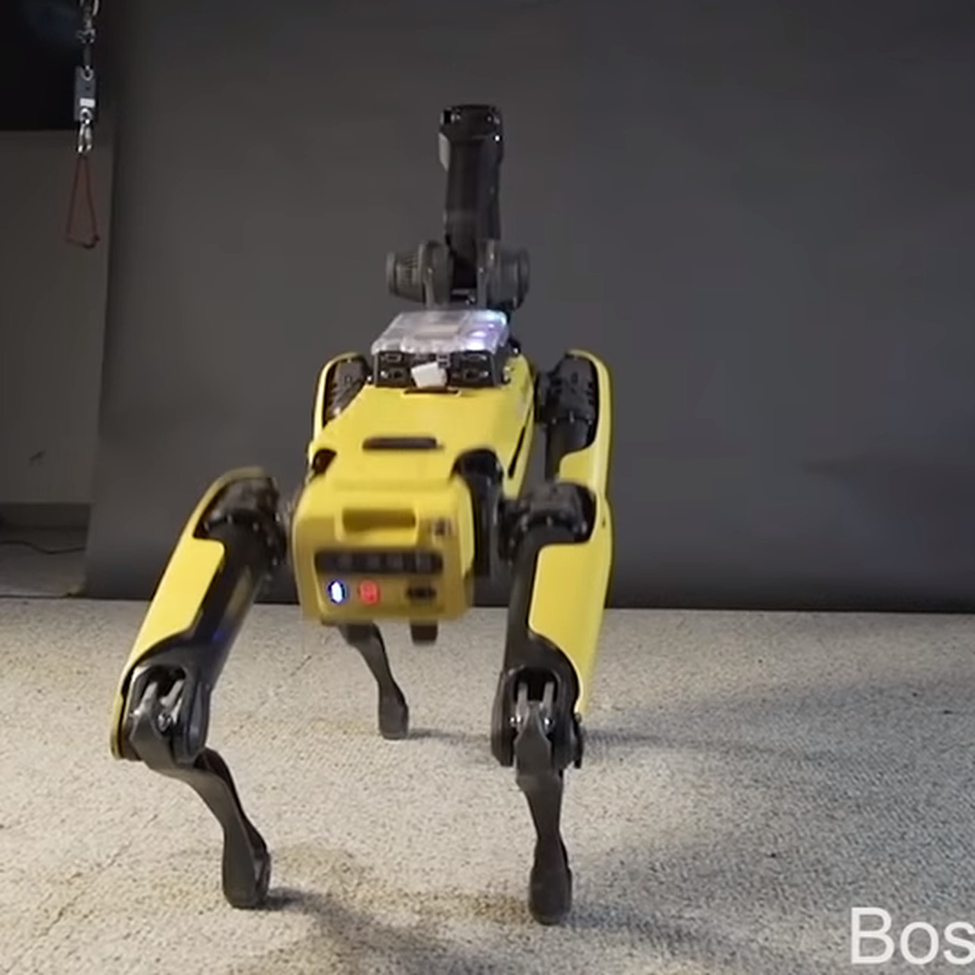 This Dancing Twerking Robot Will Almost Make You Forget That One