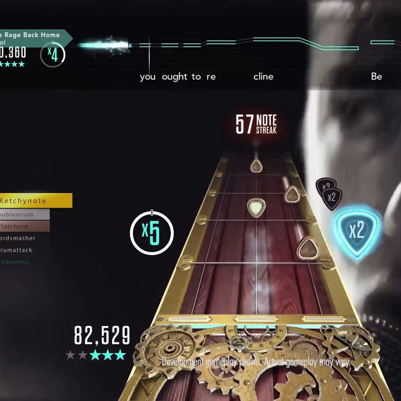 Guitar Hero Live will let you sing, too - Polygon