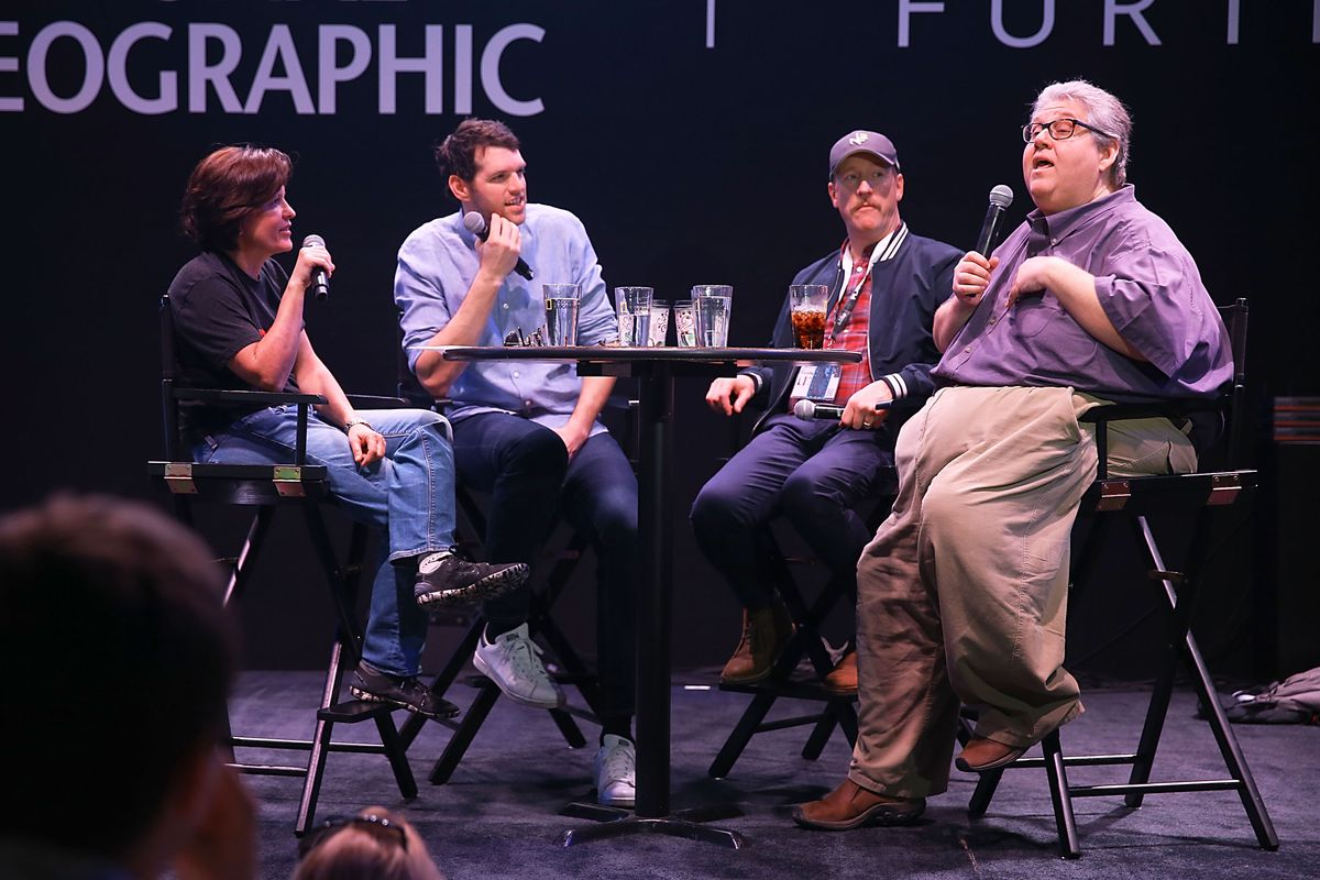 National Geographic Presents 'Nat Geo Further Base Camp' At SXSW 2017 - Day 4