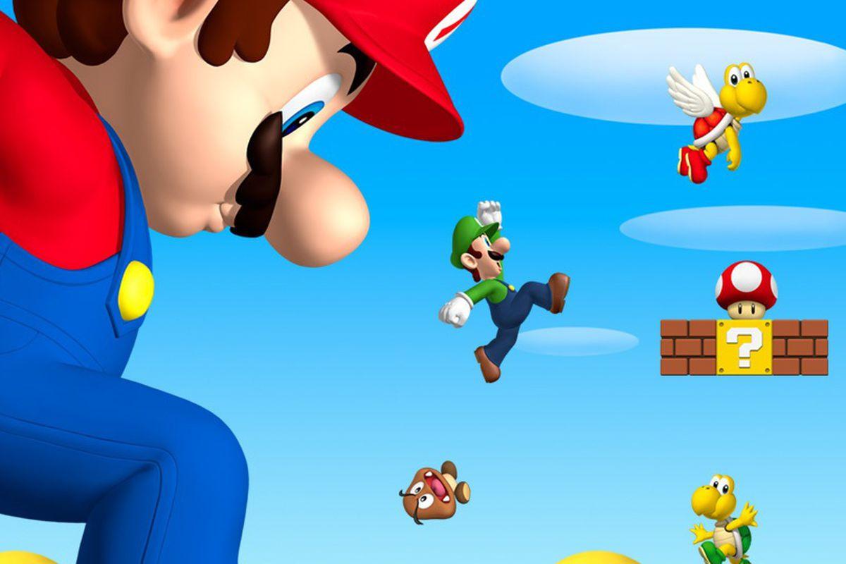 New Super Mario Bros 2 DLC announced today - Polygon