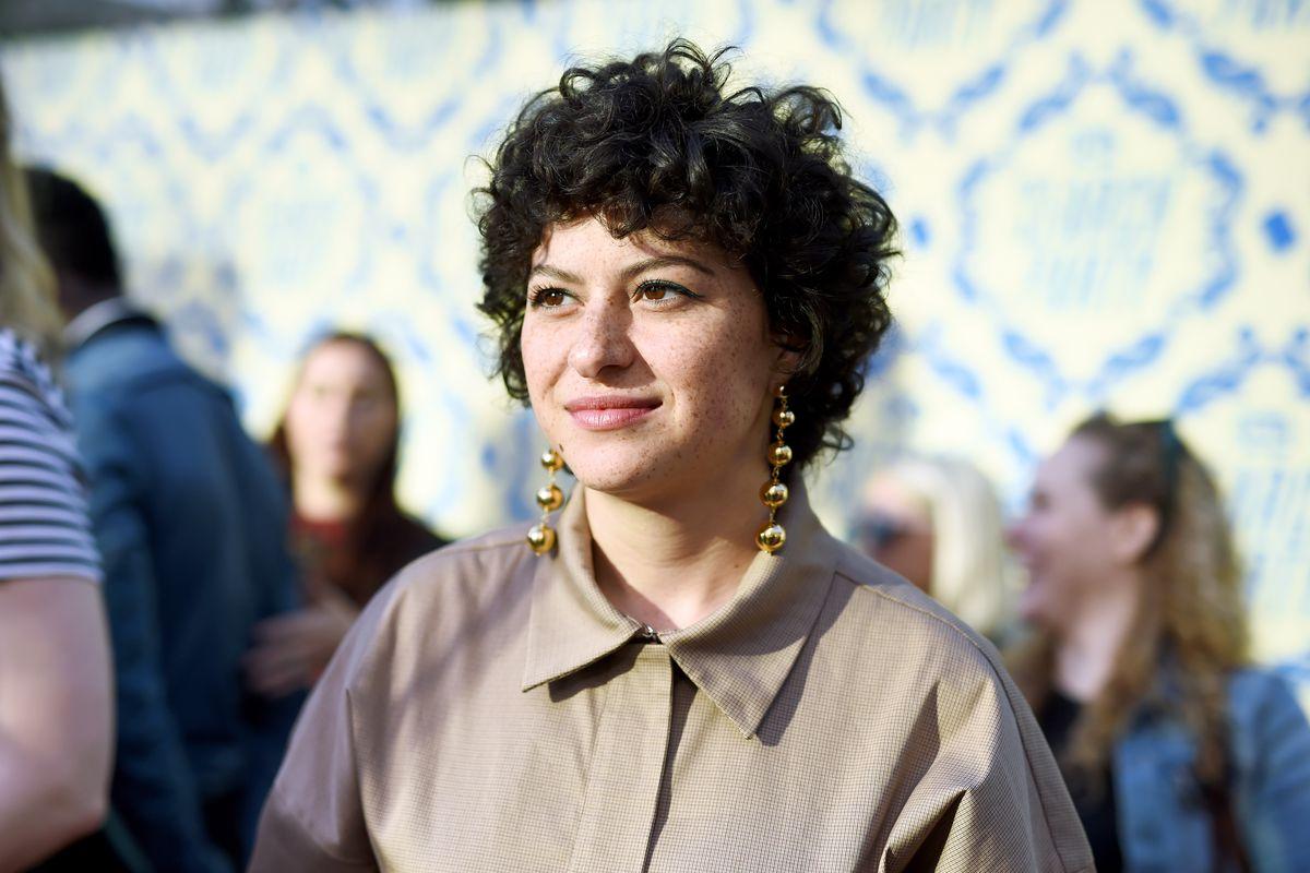 Alia Shawkat in North Hollywood, California in May 2017