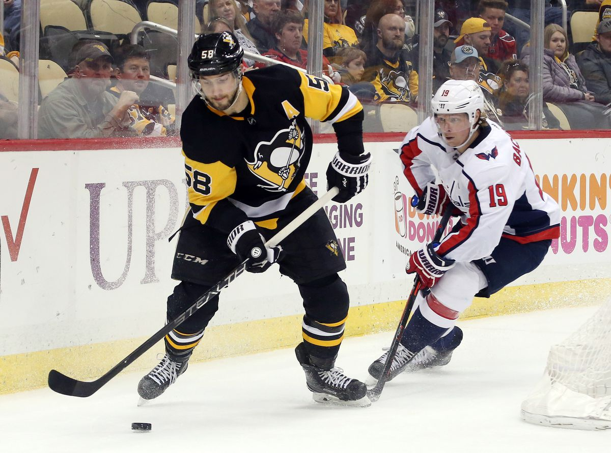 who will the penguins play in round 2