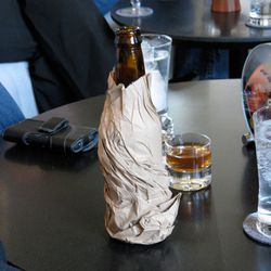 Lemon: the most expensive brown-bag drink you'll ever have