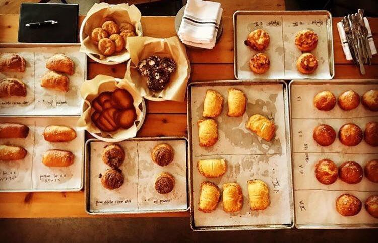 Pastry testing at Contigo Fareground