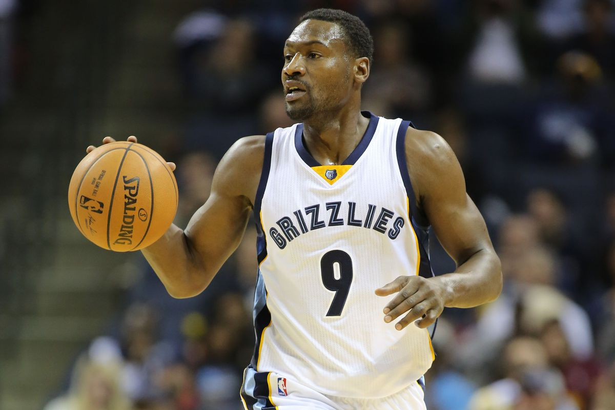 Tony Allen, the man, the myth, the legend in Memphis.