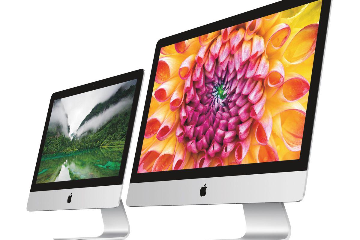 Apple's iMacs