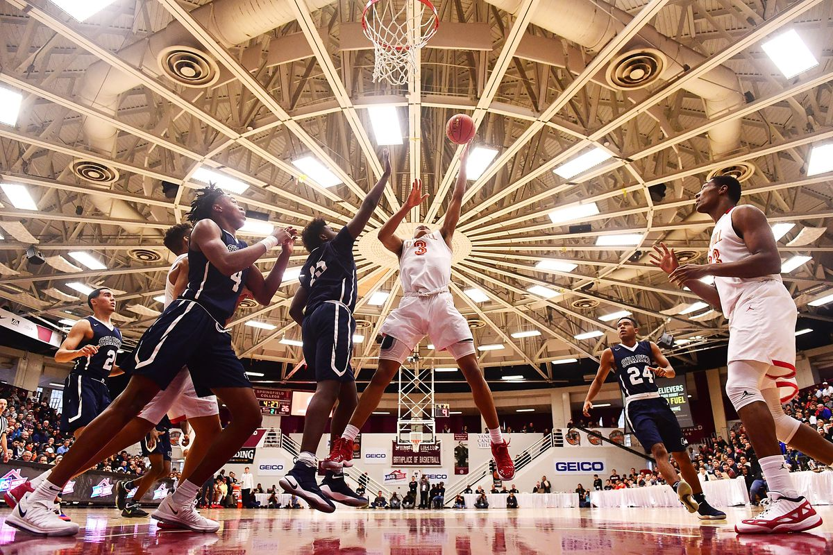 2018 Spalding HoopHall Classic