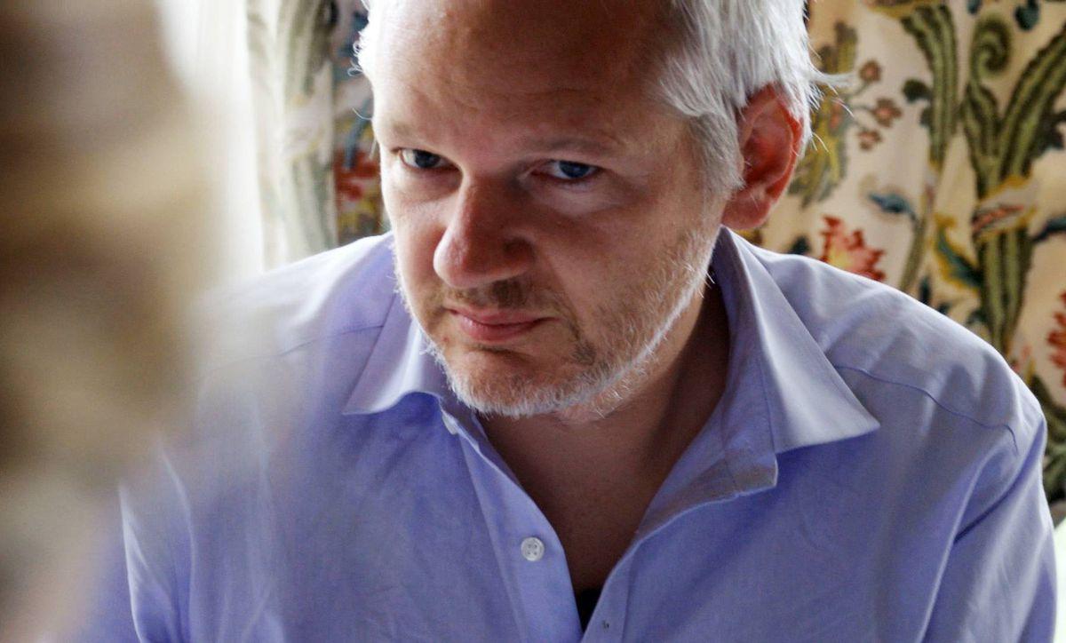 Wikileaks founder Julian Assange in Risk