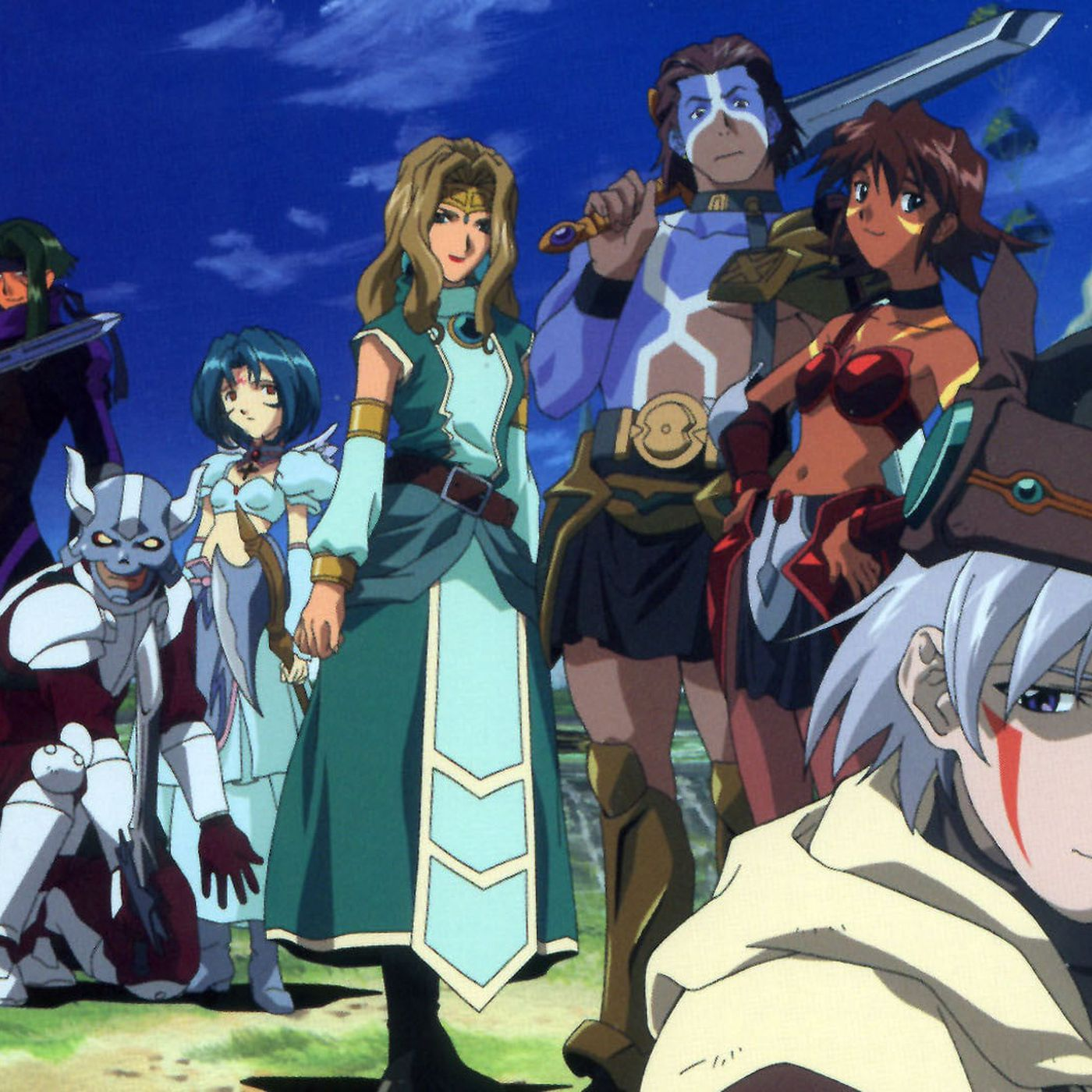 The Best Gaming Anime Of All Time Is Hack Sign And It S Now