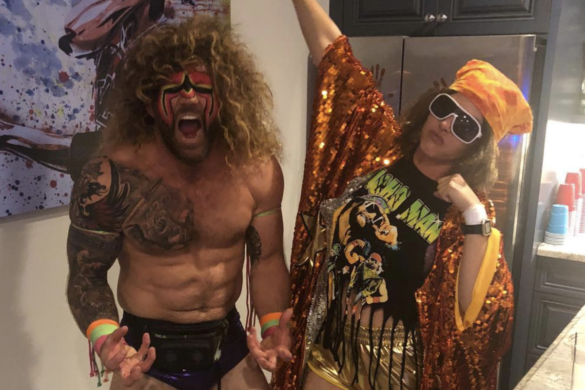 mma stars celebrate halloween with impressive costumes - mma fighting