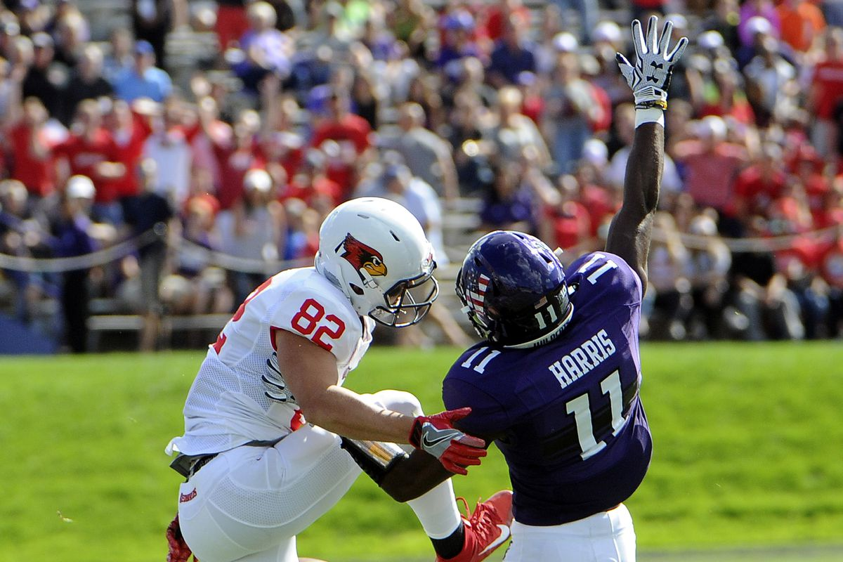 NCAA Football: Illinois State at Northwestern