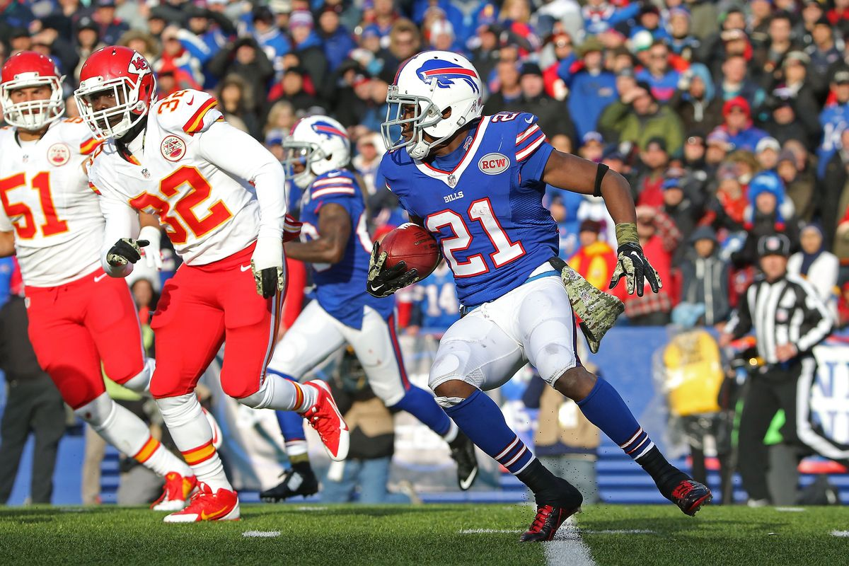 Buffalo Bills All Drought Team Kick Returner These Players Were Tough To Tackle On Kickoffs