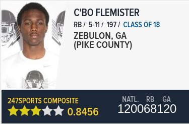 C'Bo Flemister